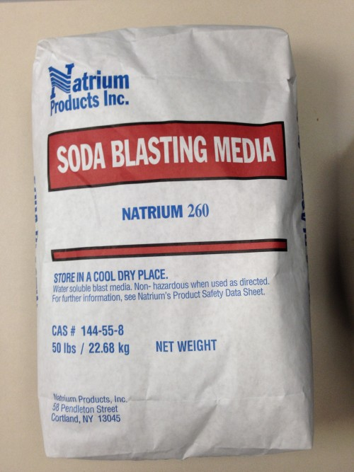 Soda Blasting Media >> Soda Blast Media Natrium Products